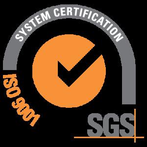 ISO 9001 certifikat