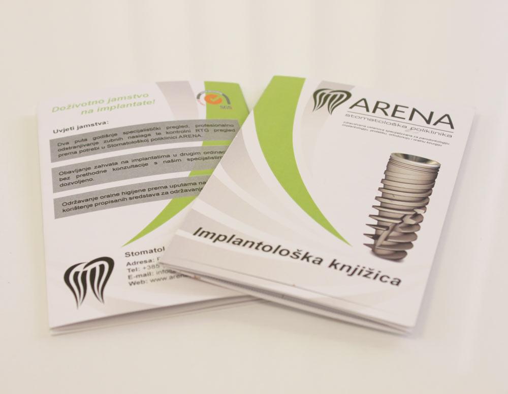 Implantološka knjižica